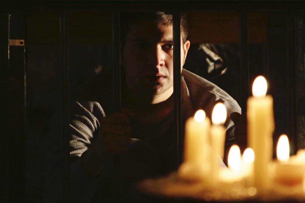 Roberto Zucco. Fotografía por Fernando Moreno.