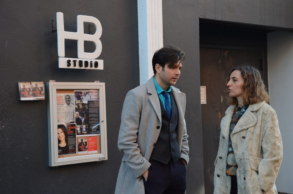 HB Studio, NY.